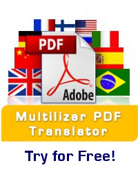 Read more about Multilizer PDF Translator