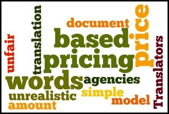 Is Price per Word Too Simple and Unfair Pricing Model for Translations?