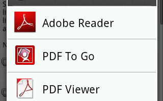 Top 5 PDF Reader Apps for Android
