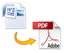 Come creare un file PDF da Word