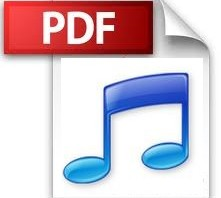 Some Benefits Of Creating Blank Sheet Music In PDF Format