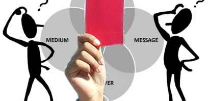 Showing the Red Card to Simplified Translation Metaphors