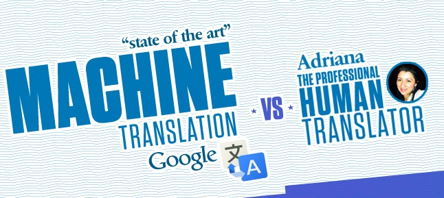 Machine vs. Human: Translators Put to the Test